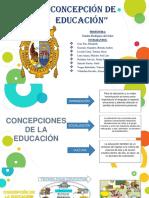 Concepcion de Educacion-1