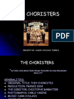 The Choristers (summary) by