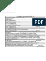 7. cuaderno de mantenimiento.xls