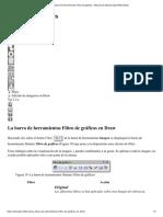 La Barra de Herramientas Filtro de Gráficos - Manual de Apache OpenOffice Base