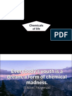 Chapter 2 - Chemicals of Life (July 2019)