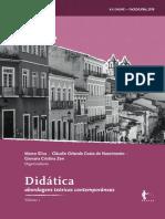 Didática - Abordagens Teóricas Contemporâneas