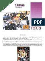 ESCUELA DE BARISTAS DE CAFÉ