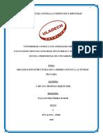 organizacion estructural empresa pecuaria.docx