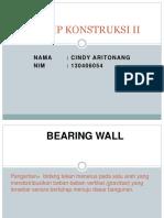 Cindy -(Bearing Wall)