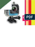 Manual Camara Sjcam m10