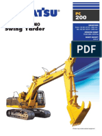Pc200 8m0 Swing Yarder Zessp208m0sy-01