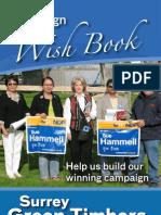 WishBook Web