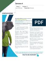 Examen Parcial impuestos de Renta - Costos y Deducciones