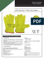 Badana guantes
