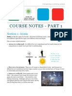 Week 2 Course Notes