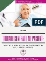Aula 3 eBook Cuidado Centrado No Paciente