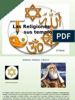 Religiones y Templos 2.pps