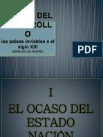 EL MITO DEL DASARROLLO