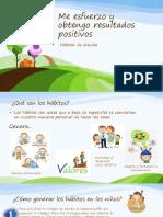 Diapositivas Para Padres Habitos