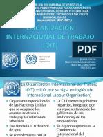 Organización Internacional de Trabajo (Oit)