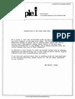 Phi-Deck Fixed-Speed Deck Demonstrator 1976