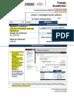 TRABAJO ACADEMICO LOGICA Y ARGUMENTACION JURIDICA FINAL.docx