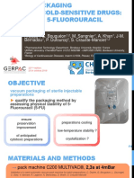 3- A. CEBE Vacuum packaging impact on cold-sensitive drugs example of 5-Fluorouracil.pptx