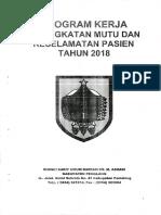 Program Kerja Pmkp 2018
