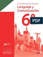 Lenguaje y Comunicación 6º básico - Guía didáctica del docente tomo 2.pdf