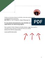@Afiliadofoguete.com.Br QUINTRONAUTA @Vender Como Afiliado