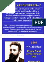 Storia Della Radioterapia