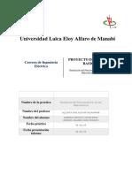 Informe de Simulacion de Hidroelectrica