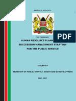 Succession Management Policy.pdf - Kenya