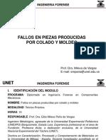 EL PROCESO DE FUNDICION PRINCIPALES DEFECTOS