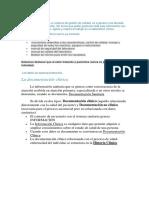 La Documentación