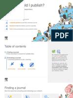 Elsevier - Where Should I Publish