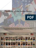 Presidents of the USA