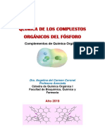 Compuestos organofosforados 2019