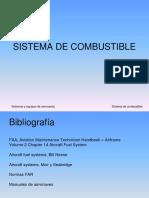 Sistemas y Equipos de Aeronaves - Sistema de Combustible