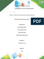 Actividad 2- Indagar Sobre Diferentes Fuentes de Energías Alternativas_Grupo 7
