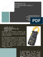 Amperimeto y Encoder 2.0