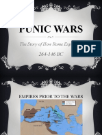 1st 2nd & 3rd Punic Wars