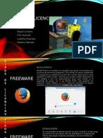 Informatica-licencias de Software