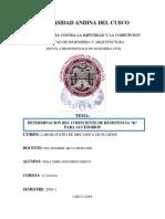 Informe de Coeficiente de Resistencia K Para Accesorios-convertido