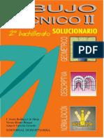 SOLUCIONARIO DIBUJO TECNICO 2 BACHILLERATO