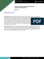 Revista Dialogos Comunicacion Educativa en Aula