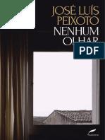 Nenhum olhar, de José Luís Peixoto