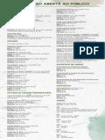 Programação Festival Arte Na Usina 2019 - Aberta Ao Público