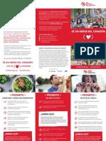 Leaflet World Heart Day 2019Manu 6