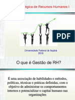 AULA 1 _Introdu+º+úo +á Gest+úo Estrat+®gica de Recursos Humanos I.ppt