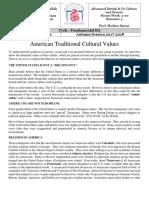 American Cultural Values.pdf