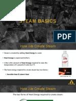 Fundamentals of Steam