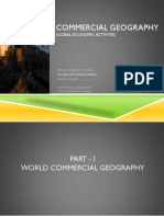 Commercial Geography Ch 01