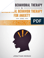 CBT and DBT for Anxiety